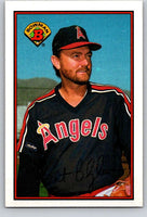 1989 Bowman #41 Bert Blyleven Angels MLB Baseball