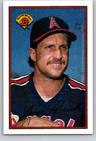 1989 Bowman #45 Lance Parrish Angels MLB Baseball