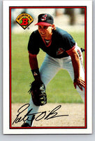 1989 Bowman #84 Pete O'Brien Indians MLB Baseball