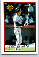 1989 Bowman #101 Matt Nokes Tigers MLB Baseball