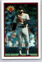 1989 Bowman #148 Jeff Reardon Twins MLB Baseball