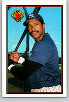 1989 Bowman #179 Dave Winfield Yankees MLB Baseball