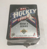 1990 Upper Deck High # Hockey Card Sealed Mint Factory Set 400-550