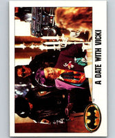 1989 Topps Batman #69 A Date with Vicki