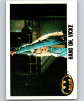 1989 Topps Batman #84 Hang on/Vicki!