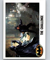 1989 Topps Batman #86 The Challenge