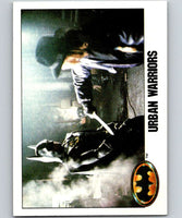 1989 Topps Batman #87 Urban Warriors