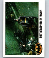 1989 Topps Batman #89 Photographed by Vicki!