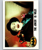 1989 Topps Batman #93 The Joker is Wild!