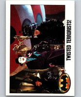 1989 Topps Batman #103 Twisted Terrorists!