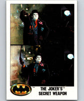 1989 Topps Batman #106 The Joker's Secret Weapon