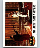 1989 Topps Batman #111 The Joker takes a Hostage