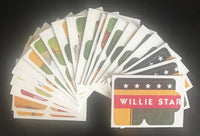 1991 Donruss Willie Stargell Puzzle Insert MLB Baseball Set 1-21 - Mint Condition