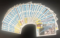 1984 Topps Toronto Blue Jays Team Set of 28 Cards MLB Baseball - Mint Condition