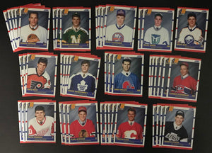1990-91 Score American NHL Hockey Rookie RC Card Lot of 46 - See Pic
