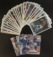 1992 Donruss McDonald's Complete MLB Set 1-32 - Includes Jays Gold