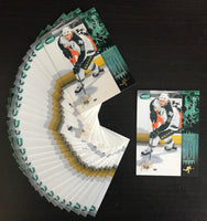 1994-95 Parkhurst Gold #308 Mike Modano MINT NHL Hockey Lot of 29 - BV $87