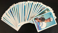 1989 Topps Toronto Blue Jays Team Set of 28 Cards MLB Baseball - Mint Condition