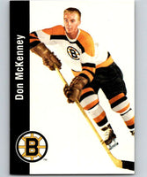 1994-95 Parkhurst Missing Link #6 Don McKenney Bruins NHL Hockey