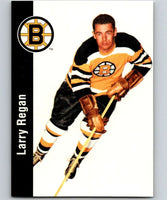1994-95 Parkhurst Missing Link #16 Larry Regan Bruins NHL Hockey