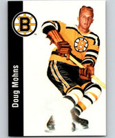 1994-95 Parkhurst Missing Link #18 Doug Mohns Bruins NHL Hockey