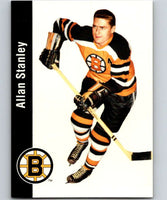 1994-95 Parkhurst Missing Link #20 Allan Stanley Bruins NHL Hockey