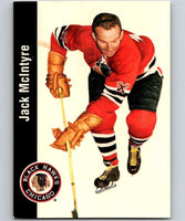 1994-95 Parkhurst Missing Link #27 Jack McIntyre Blackhawks NHL Hockey