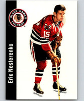1994-95 Parkhurst Missing Link #39 Eric Nesterenko Blackhawks NHL Hockey