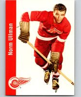 1994-95 Parkhurst Missing Link #45 Norm Ullman Red Wings NHL Hockey