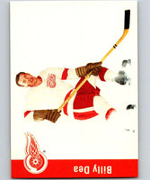 1994-95 Parkhurst Missing Link #47 Billy Dea Red Wings NHL Hockey