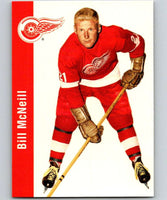 1994-95 Parkhurst Missing Link #48 Bill McNeill Red Wings NHL Hockey