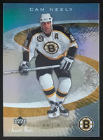 2006-07 Upper Deck Sweet Shot #9 Cam Neely NHL MINT Bruins 06704