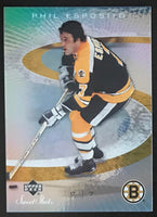 2006-07 Upper Deck Sweet Shot #11 Phil Esposito NHL MINT Bruins 06706