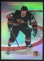 2006-07 Upper Deck Sweet Shot #24 Martin Havlat NHL  Blackhawks 06715
