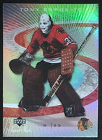 2006-07 Upper Deck Sweet Shot #26 Tony Esposito NHL  Blackhawks 06717