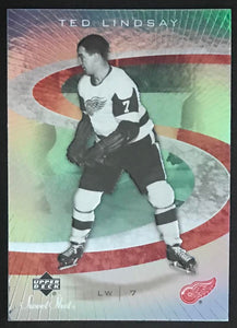 2006-07 Upper Deck Sweet Shot #42 Ted Lindsay NHL MINT Wings 06729