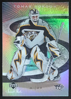 2006-07 Upper Deck Sweet Shot #61 Tomas Vokoun NHL MINT Predators 06741