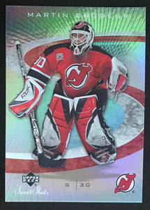 2006-07 Upper Deck Sweet Shot #63 Martin Brodeur NHL MINT NJ Devils 06743