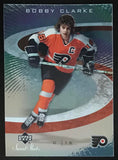 2006-07 Upper Deck Sweet Shot #78 Bobby Clarke NHL MINT Flyers 06754