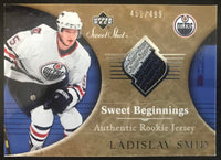 2006-07 Upper Deck Sweet Shot #125 Ladislav Smid RC Rookie 451/499 06781
