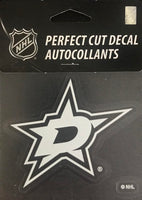Dallas Stars Perfect Cut WHITE 4