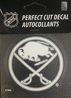 Buffalo Sabres Perfect Cut WHITE 4