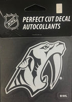 Nashville Predators Perfect Cut WHITE 4