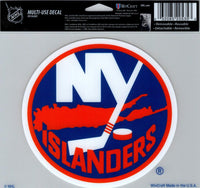New York Islanders Multi-Use Decal Sticker 5