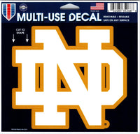 University of Notre Dame Multi-Use Decal 5