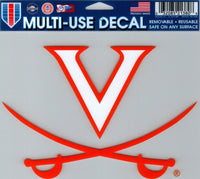 University of Virginia Multi-Use Decal Sticker 5