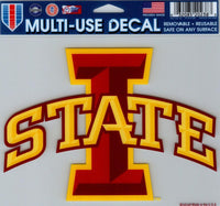 Iowa State University Multi-Use Decal Sticker 5