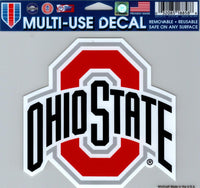 Ohio State University Multi-Use Decal Sticker 5