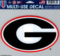 University of Georgia Multi-Use Decal Sticker 5