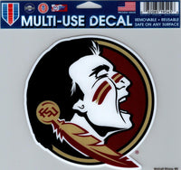 Florida State University Multi-Use Decal Sticker 5